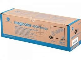 Тонер-картридж черный для Konica Minolta magicolor 4690 MF (A0DK151, Toner Cartridge Black, Std. Capacity)