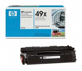 Картридж все-в-одном Q5949X для HP LaserJet 1320/3390/3392 (Q5949X, Print cartridge Hewlett Packard)