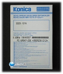 Девелопер для Konica 2223/1216 (003J, Developer)